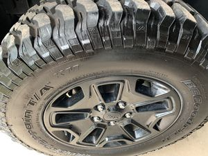 Jeep Wrangler wheels for Sale in Middletown, CT