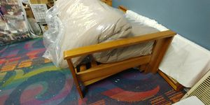 FUTON w nice -still firm- MATTRESS!! $100 for Sale in BRECKNRDG HLS, MO