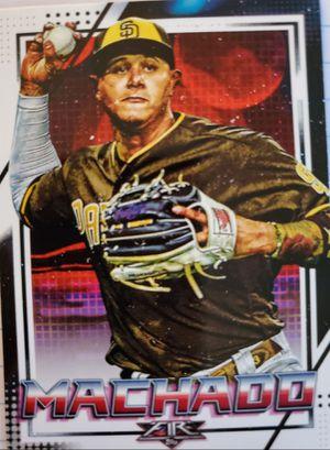 Manny Machado Topps Baseball Cards- 3 for Sale in Alexandria, VA
