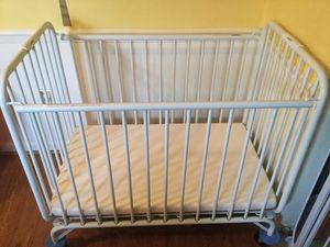 White baby crib for Sale in Sterling, VA