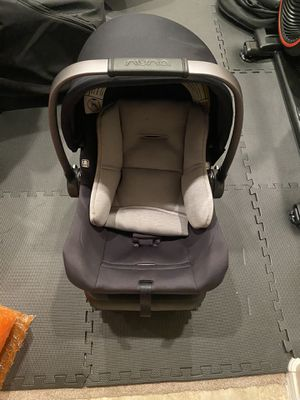Nuna Pipa Lite lx car seat for Sale in Phoenix, AZ