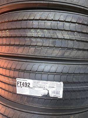 Tires Firestone trailer truck commercial for Sale in Huntington Park, CA
