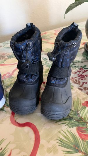 Kids snow ❄️ boots for Sale in San Jose, CA