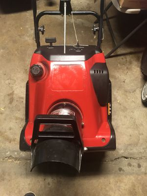 """Toro snowblower CCR 3650 20"""" for Sale in Roselle, IL"""