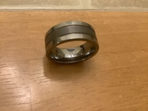 Mens weeding ring , made by Shane Co, Titanian for Sale in Simpsonville, SC
