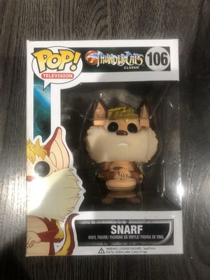 Funko Pops Thundercats Snarf for Sale in Fontana, CA