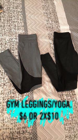 Gym exercise yoga pants! Sizes S M L XL for Sale in Phoenix, AZ