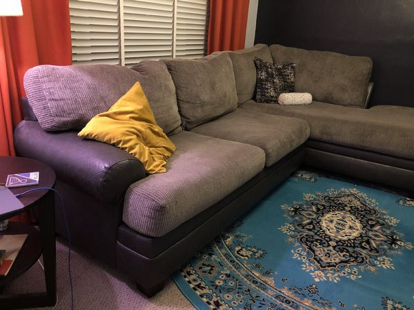 Big, Comfy Sectional Couch
