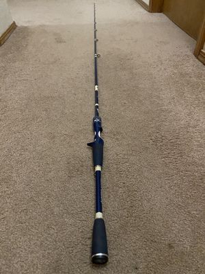 LOS ANGELES DODGERS CASTING ROD FAVORITE 7 foot for Sale in Fresno, CA