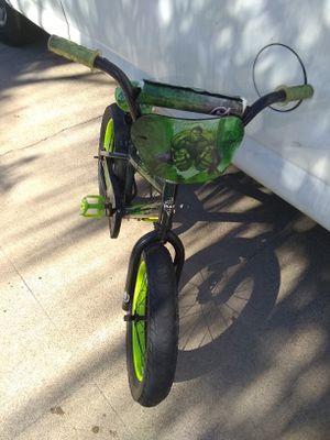 Hulk huffy kids bike for Sale in Anaheim, CA