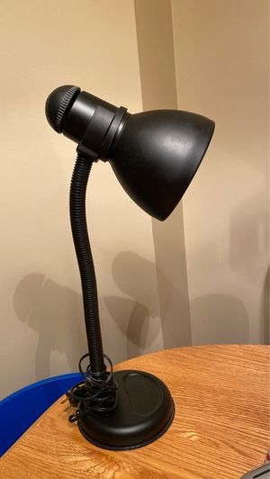 Adjustable Neck Desk Lamp for Sale in Arlington, VA