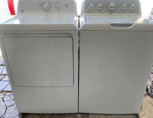 Ge washer and dryer for Sale in Phoenix, AZ