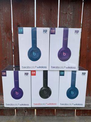 Brand New Beats Solo 3 Wireless Headphones for Sale in Buena Park, CA