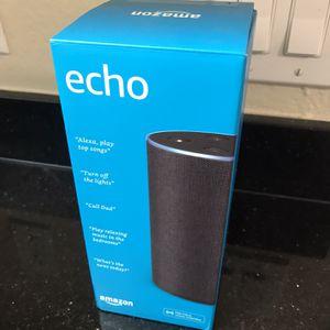 Amazon Echo 2 Generation for Sale in San Jose, CA