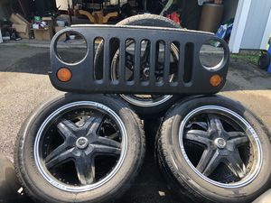 Jeep Wrangler Parts for Sale in East Haven, CT