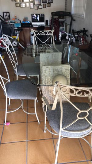 Dining table glass for Sale in Miami, FL