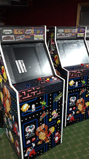 Brand New Multi Video Arcade for Sale in Lake in the Hills, IL