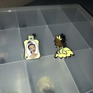 Princess tiana Disney pins for Sale in New Port Richey, FL