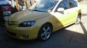 Parting Out - 2004 Mazda 3, 2.3 At for Sale in Tacoma, WA