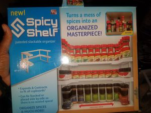 Spice organizer for Sale in Pittsburgh, PA