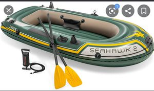 Intex Seahawk Inflatable Boat Series 2 for Sale in San Diego, CA