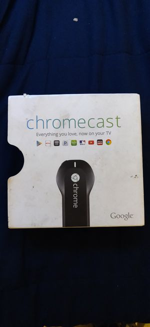 Google Chromecast for Sale in Oceanside, CA