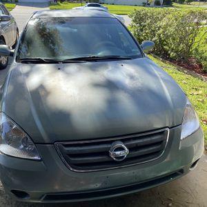 2004 Nissan Altima for Sale in Orlando, FL