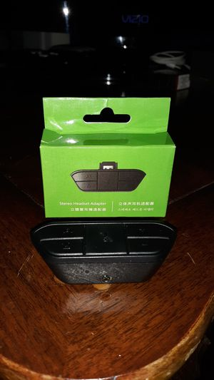 XBOX ONE Stereo Headset Adapter for Sale in Pittsburg, KS