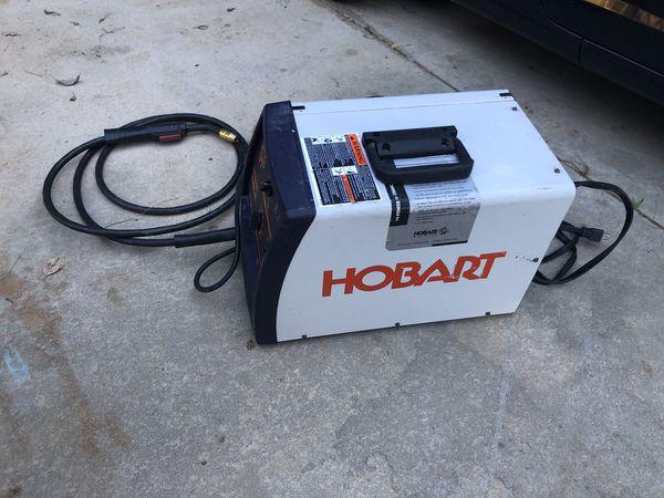 Hobart MiG welder USA made by Miller for Sale in Riverside ...
