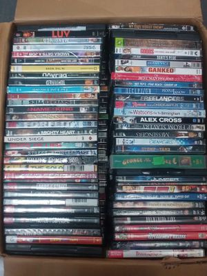 Dvd movies lot for Sale in Riverside, CA