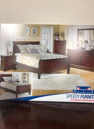 Ashley Queen Sleigh Bedroom for Sale in Uniontown, PA