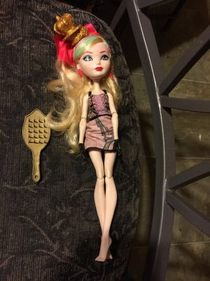 Ever after high doll for Sale in Tempe, AZ