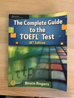 Toefl test for Sale in Columbia, SC