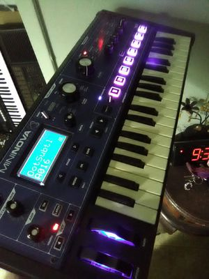 Novation synthesizer for Sale in San Antonio, TX