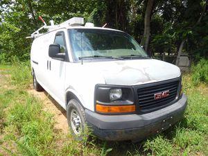 2009 GMC Savana Cargo Van for Sale in Rockville, MD