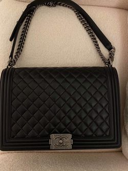 $6000 Authentic Chanel Boy Bag for Sale in Centreville,  VA