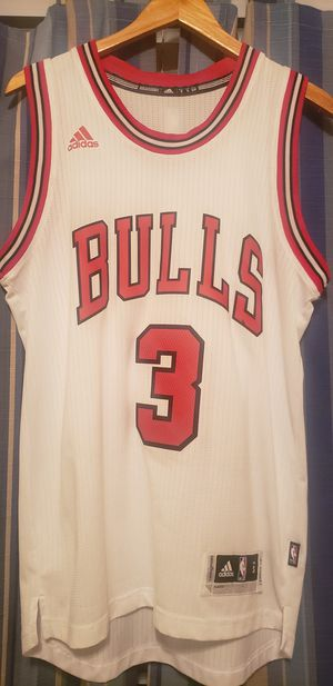 Dwane Wade Adidas Chicago Bulls Swingman(Small/Medium)Like New for Sale in Houston, TX