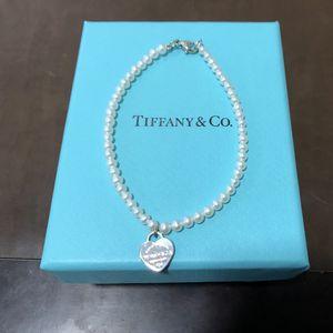 Tiffany & Co. Return to Tiffany Pearl Bracelet for Sale in Ashburn, VA