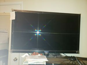 Sony Flat Screen 3D Television 46 inch for Sale in Rockville, MD