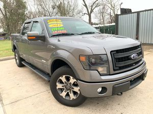 FORD F150 FX4 4X4 2013 DOWN/3490 for Sale in Houston, TX