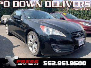 2010 Hyundai Genesis Coupe for Sale in Downey, CA