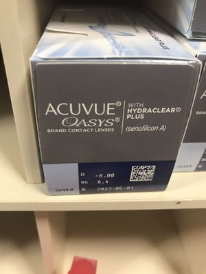Contacts for Sale in Naperville, IL