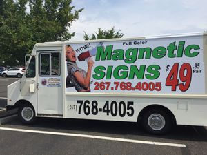 Mobile sign shop $$$$ for Sale in Langhorne, PA