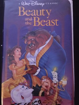 Beauty and the Beast VHS tape for Sale in Pasco, WA