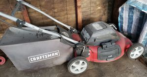 Craftsman electric lawn mower for Sale in Los Angeles, CA