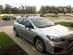 2019 Subaru Impreza for Sale in Orlando, FL