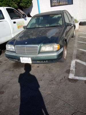 Parts for 1994 mercedes c280 parts car parting out for Sale in Downey, CA