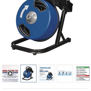50 Ft Drain Cleaner - Roto Rooter for Sale in Cape Coral, FL