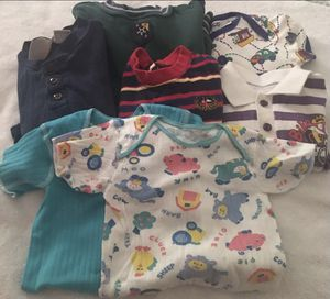 Bundle of 7 Boys Onesies 18 mos for Sale in Visalia, CA