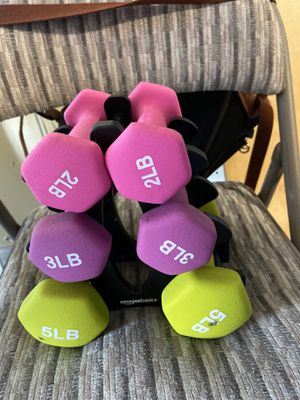 Dumbbells for Sale in Daly City, CA